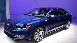 VW Passat USA Bluemotion