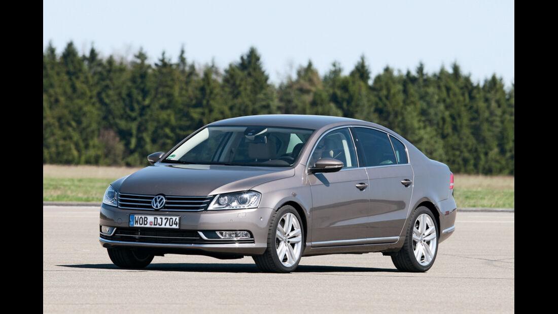 VW Passat V6 4Motion, 300 PS