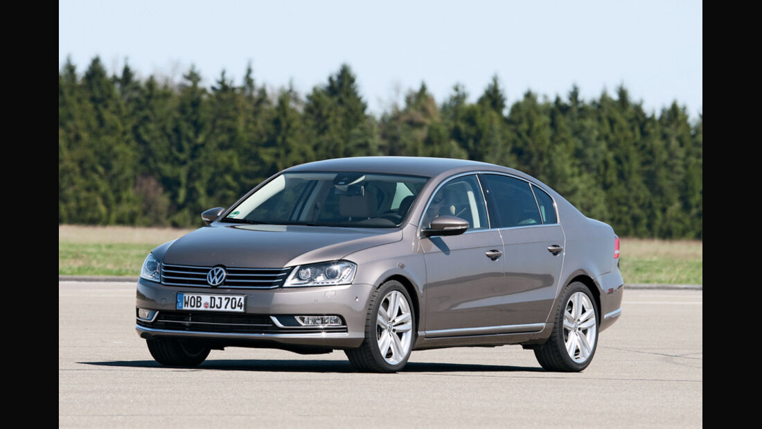 VW Passat V6 4Motion, 300 PS