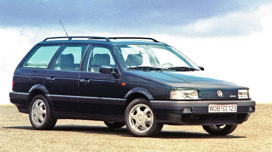 VW Passat VR6 B3