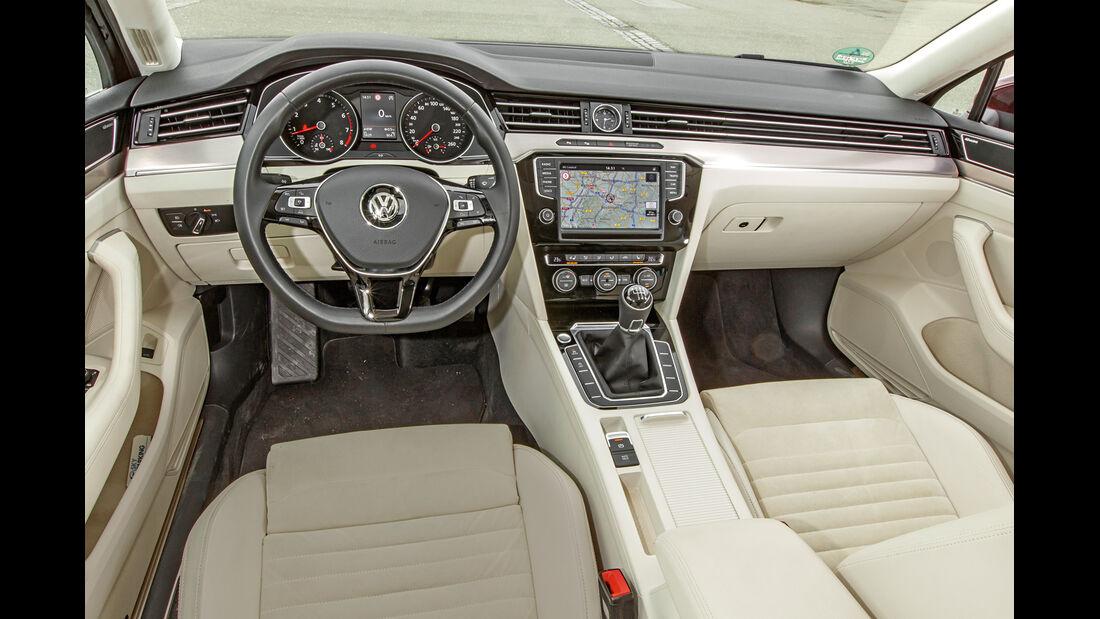 VW Passat Variant 1.4 TSI ACT, Cockpit