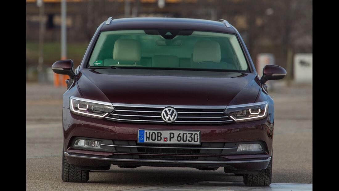 VW Passat Variant 1.4 TSI ACT, Frontansicht