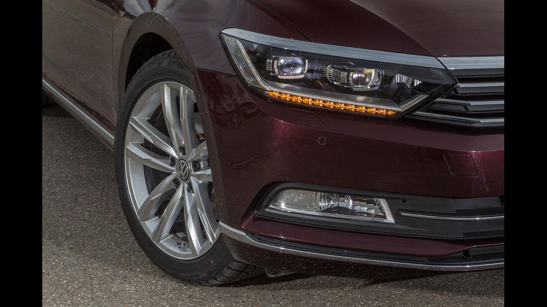 VW Passat Variant 1.4 TSI ACT, Frontscheinwerfer
