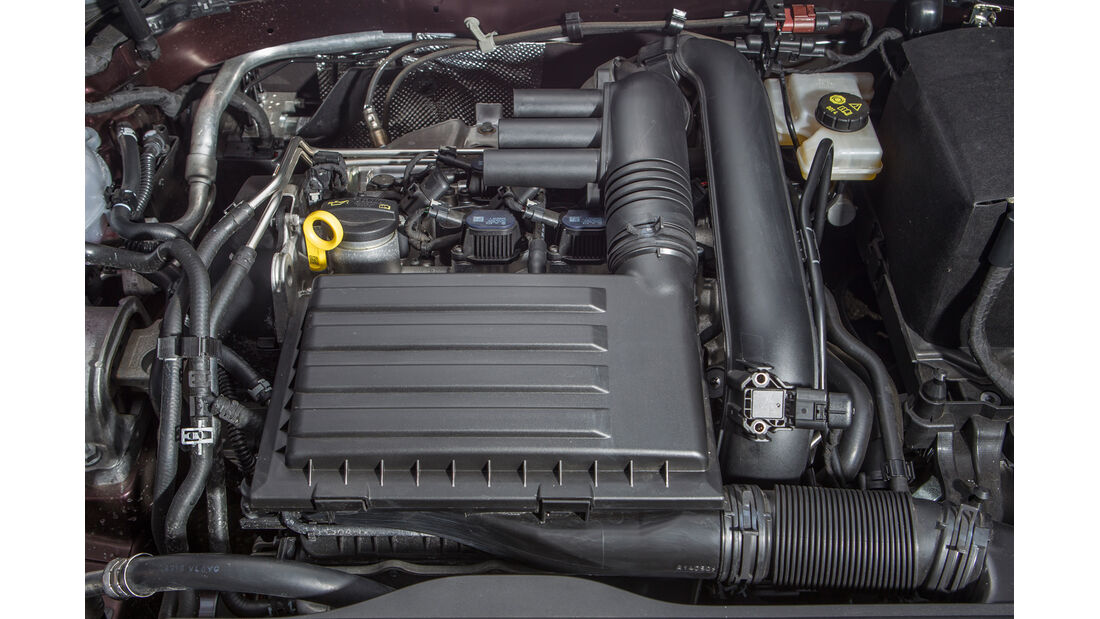 VW Passat Variant 1.4 TSI ACT, Motor