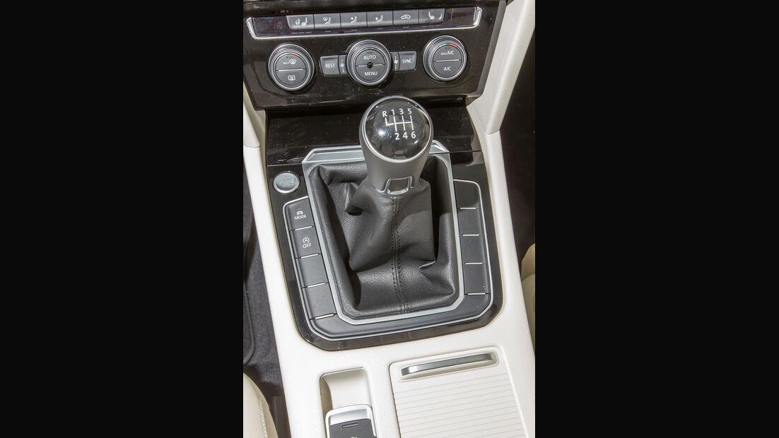 VW Passat Variant 1.4 TSI ACT, Schalthebel