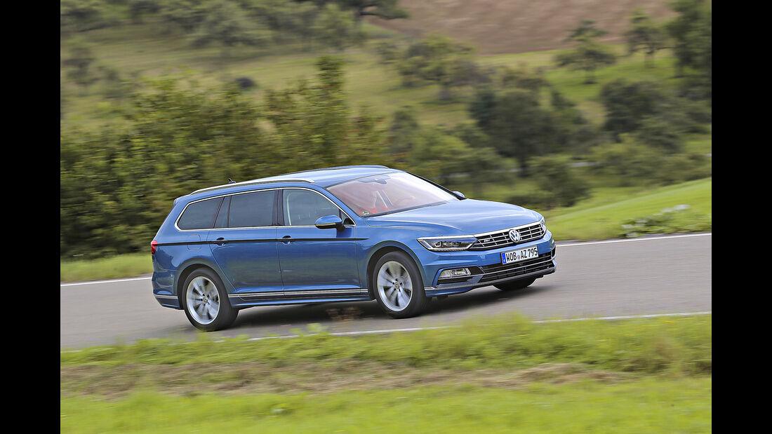 VW Passat Variant 1.4 TSI, Exterieur