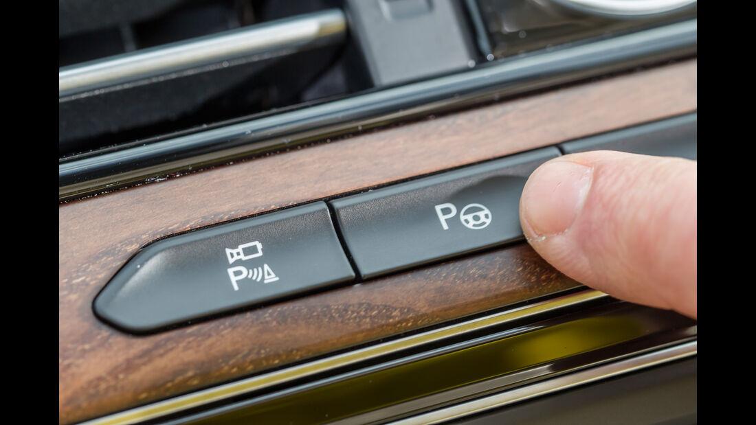 VW Passat Variant 2.0 TDI 4Motion Highline, Bedienelemente