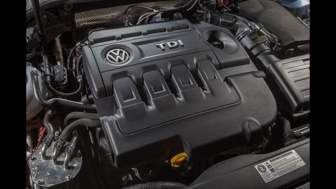 VW Passat Variant 2.0 TDI 4Motion Highline, Motor