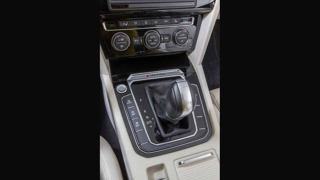 VW Passat Variant 2.0 TDI 4Motion Highline, Schalthebel