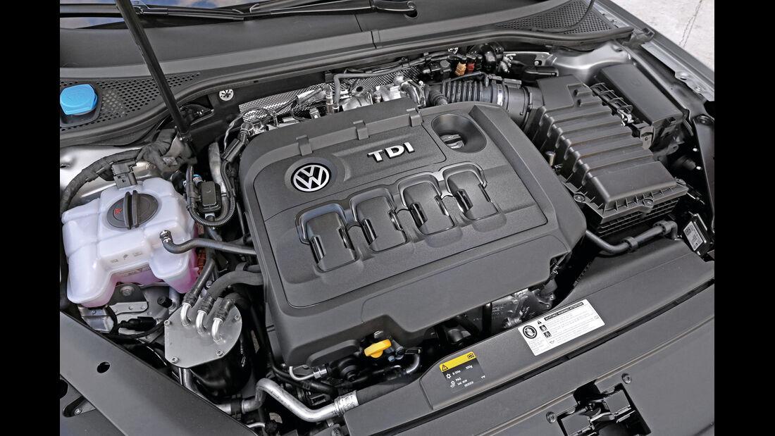 VW Passat Variant 2.0 TDI 4Motion, Motor