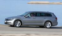 VW Passat Variant 2.0 TDI 4Motion, Seitenansicht