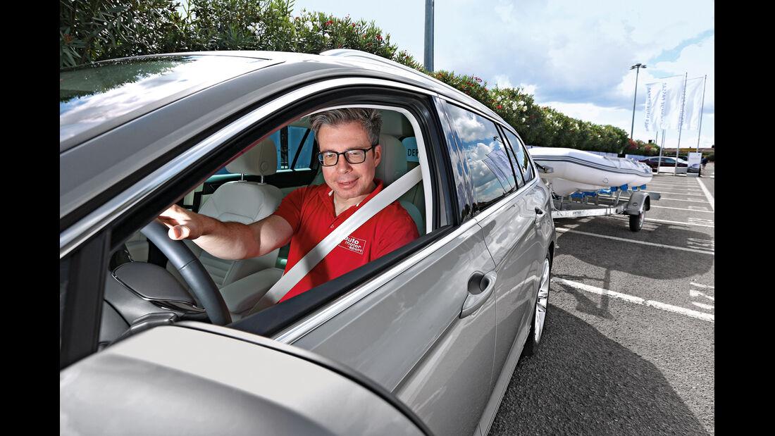 VW Passat Variant 2.0 TDI 4Motion, Trailer-Assistent
