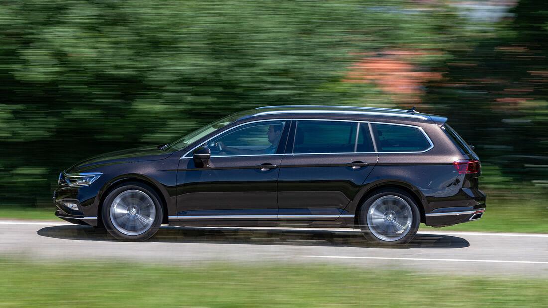 VW Passat Variant 2.0 TDI Elegance, Exterieur