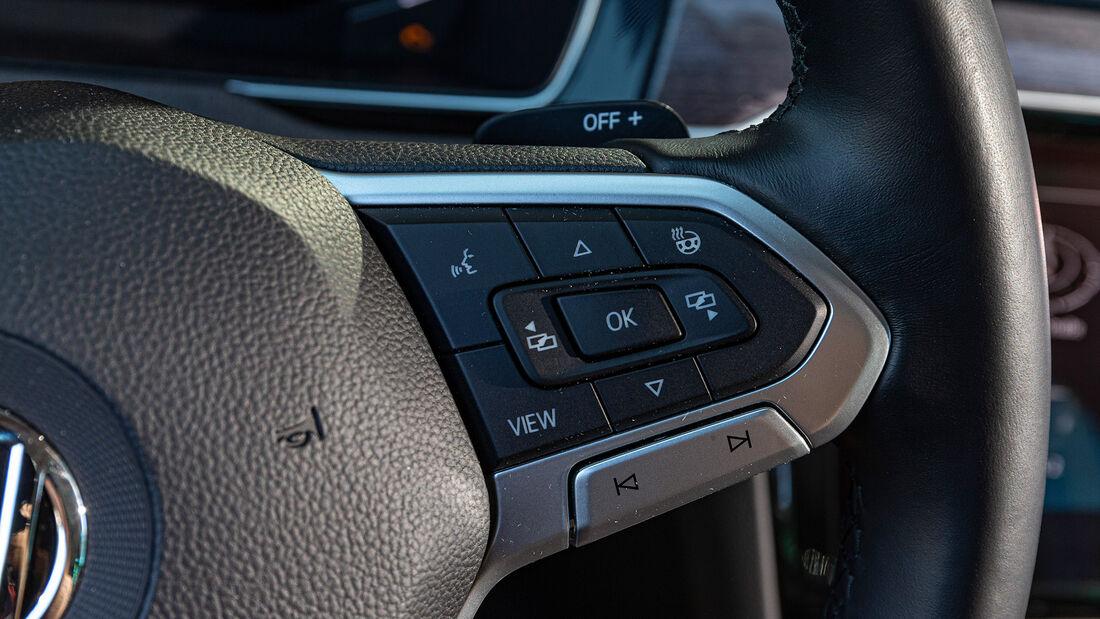 VW Passat Variant 2.0 TDI Elegance, Interieur