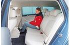 VW Passat Variant 2.0 TDI, Fondsitz