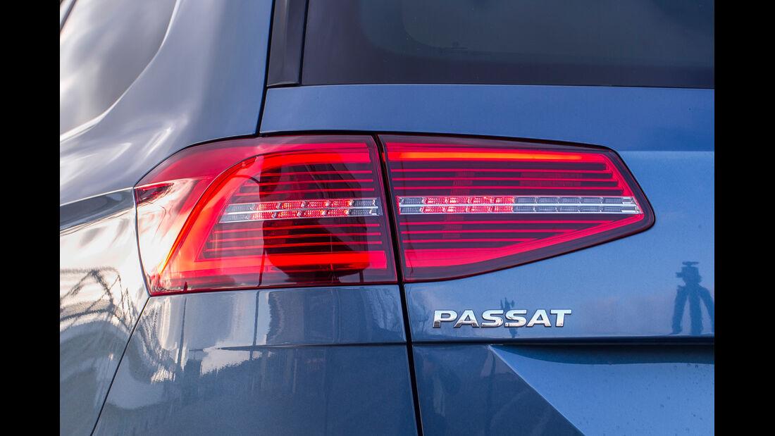 VW Passat Variant 2.0 TDI, Heckleuchte