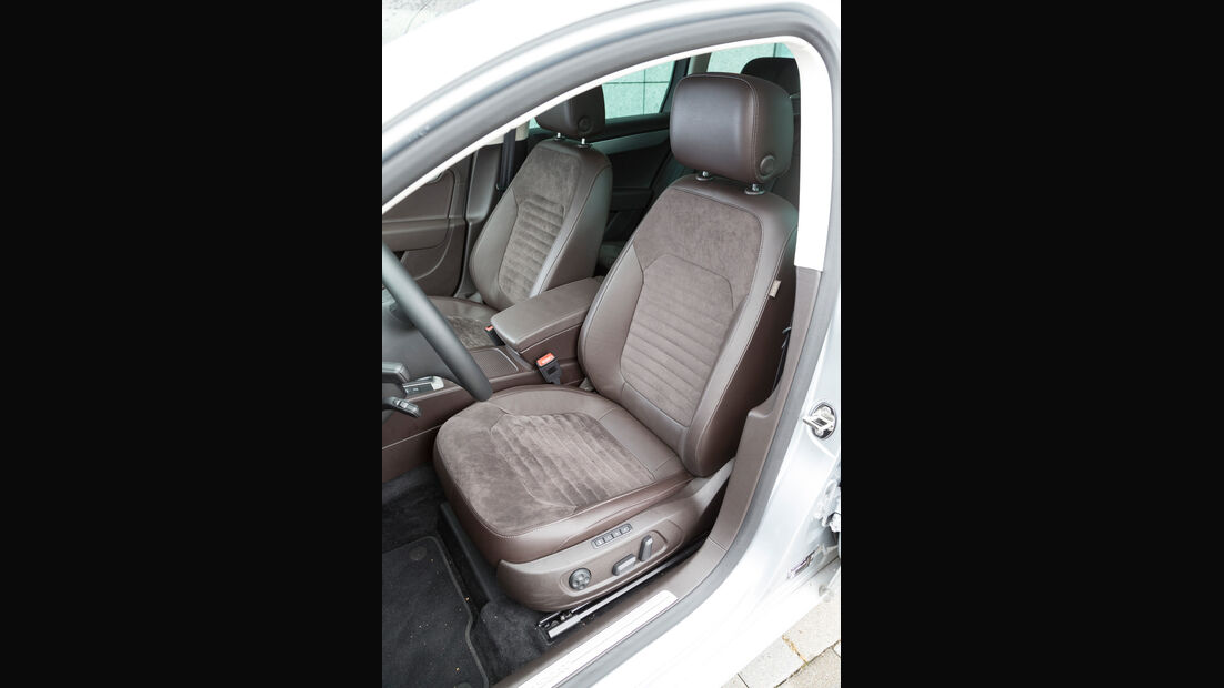 VW Passat Variant 2.0 TDI Highline, Fahrersitz