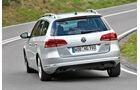 VW Passat Variant 2.0 TDI Highline, Heckansicht