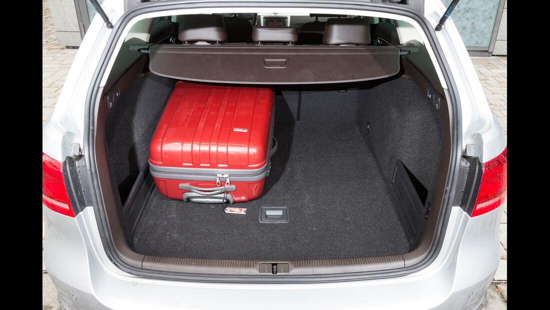 VW Passat Variant 2.0 TDI Highline, Kofferraum