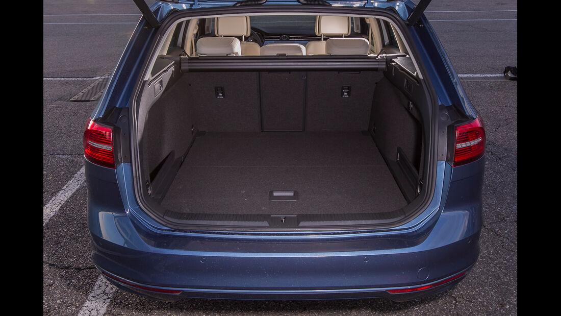 VW Passat Variant 2.0 TDI, Kofferraum