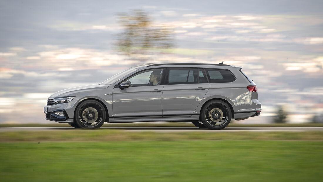 VW Passat Variant 2.0 TSI 4Motion, Exterieur