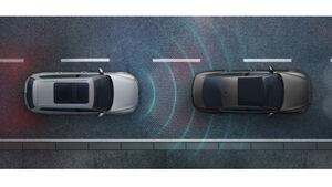 VW Passat Variant, Automatische Distanzregelung