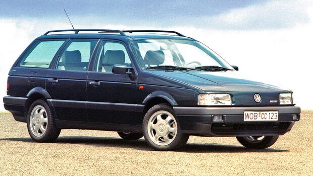 VW Passat Variant B3 VR6 (1991)