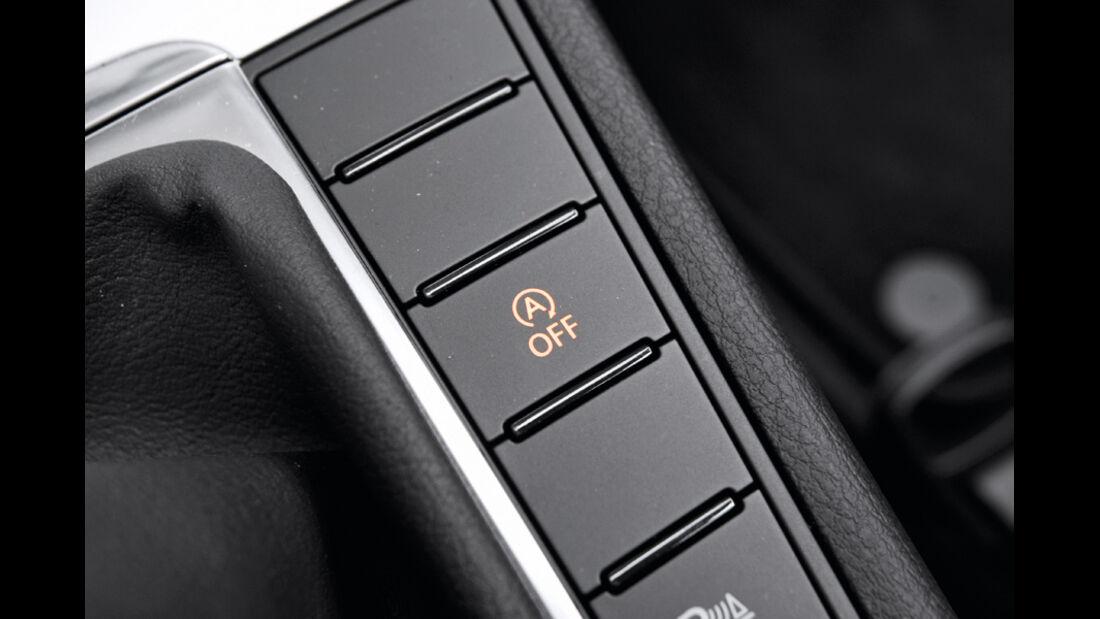 VW Passat Variant Blue Motion, Start-Stop-Automatik