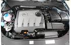 VW Passat Variant BlueMotion, Motor, Motorraum