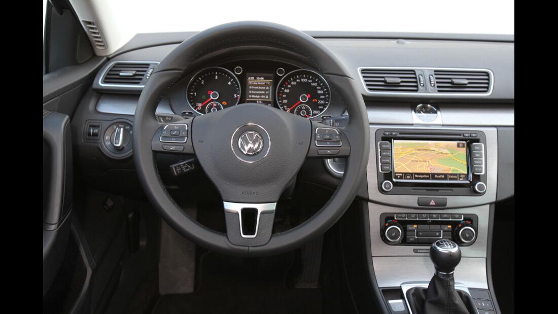 VW Passat Variant, Cockpit