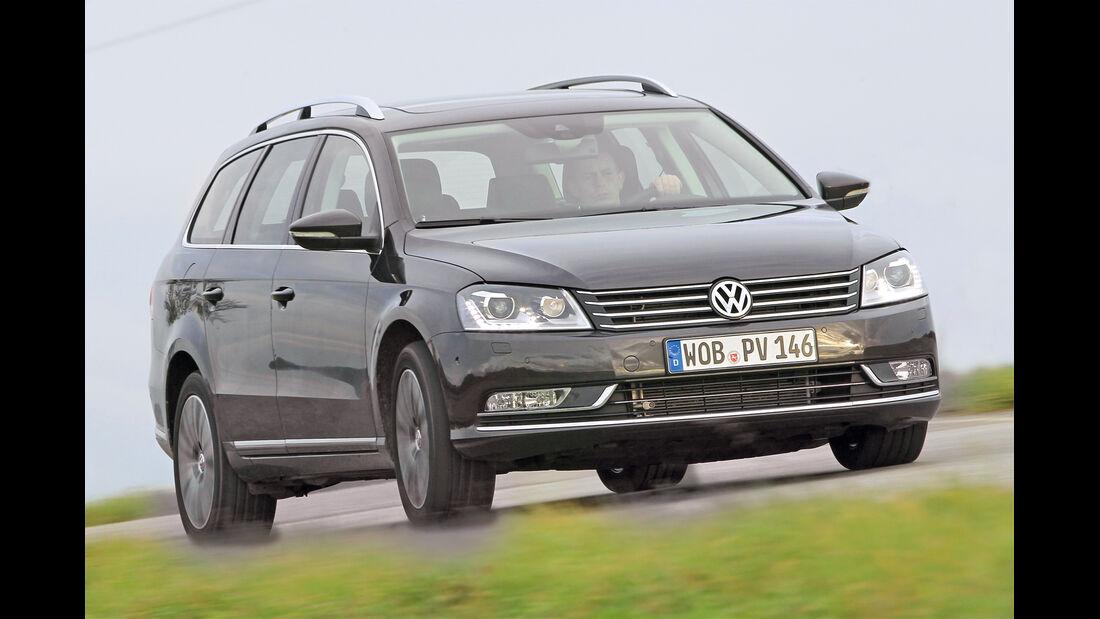 VW Passat Variant Ecofuel