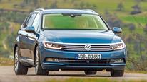 VW Passat Variant, Frontansicht