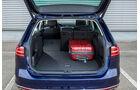 VW Passat Variant GTE, Kofferraum