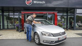 VW Passat Variant, Gebrauchtwagen-Check, asv2317