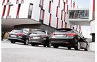 VW Passat Variant, Hyundai i40 cw, Mazda 6 Kombi 2.2