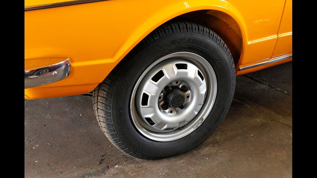 VW Passat Variant L, Felge, Reifen