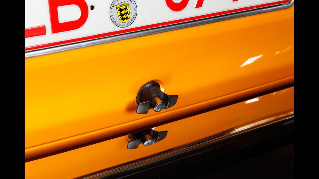 VW Passat Variant L, Heckklappe, Türschloss