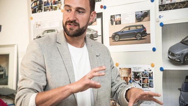 VW Passat Variant R-Line Edition, Fahrbericht, ams1419