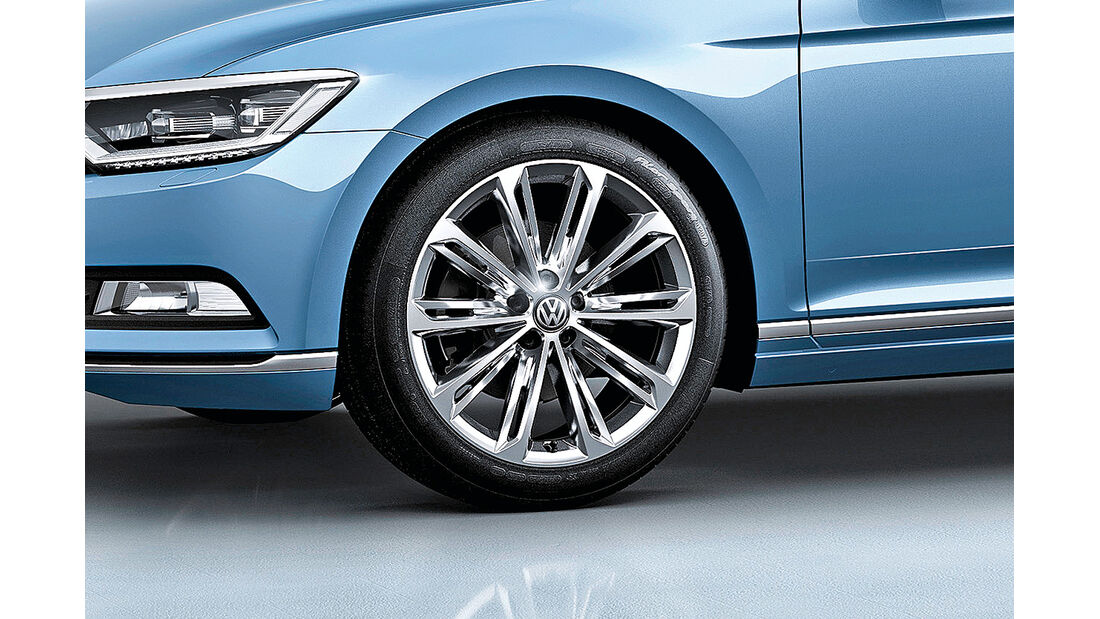 VW Passat Variant, Reifen