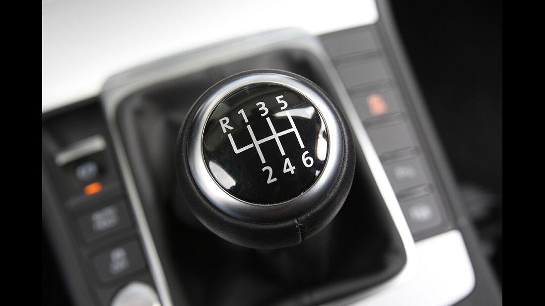 VW Passat Variant, Schaltknauf