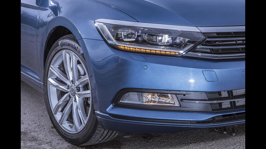 VW Passat Variant Scheinwerfer