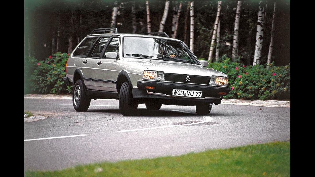 VW Passat Variant syncro