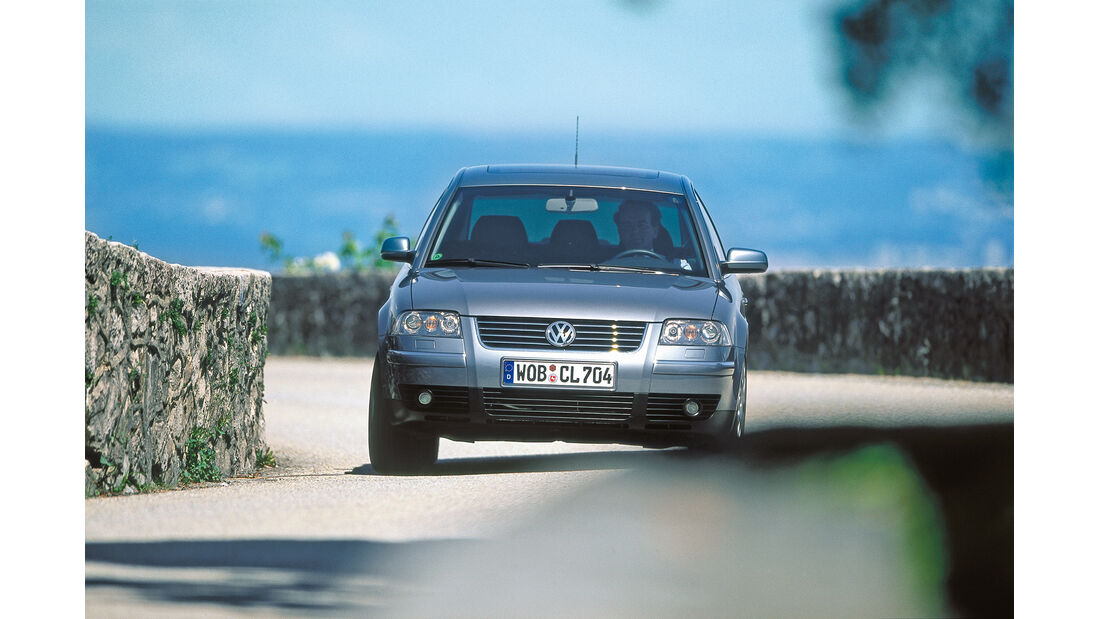 VW Passat W8 4motion
