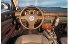 VW Passat W8, Cockpit