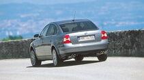 VW Passat W8, Heckansicht