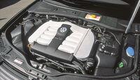 VW Passat W8, Motor
