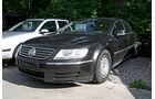 VW Phaeton 3.2 V6, Frontansicht