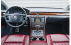 VW Phaeton, Cockpit