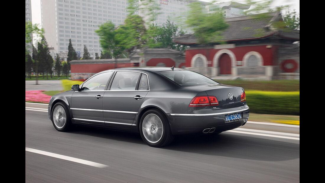 VW Phaeton, Modell 2010
