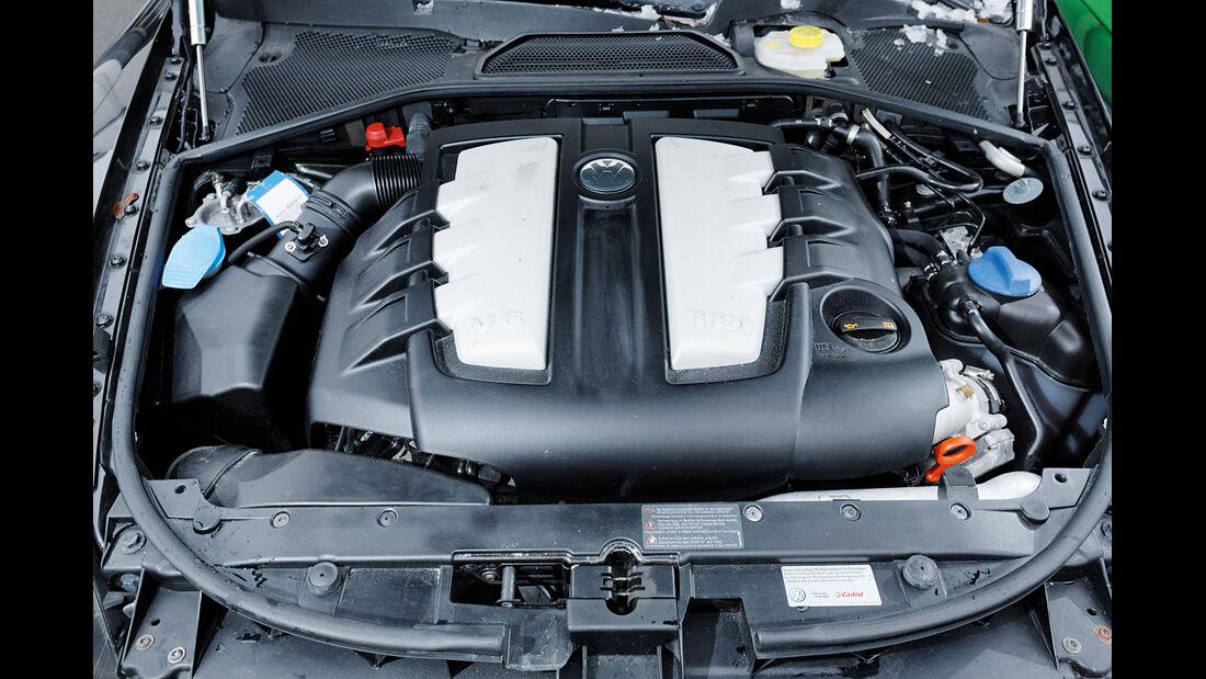 VW Phaeton, Motor